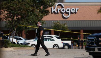 Atirador mata uma pessoa, fere 12 e se suicida em supermercado