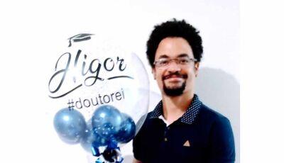 Após se tornar um milagre, o fatimassulense Higor é doutor em Engenharia Eletrônica no Paraná