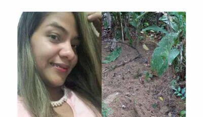 Traficantes enterram mulher viva para vingar denúncia