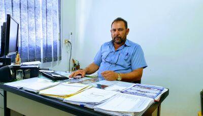 Sanesul informa causas da falta de água e horário que pode estar tudo normalizado em Fátima do Sul