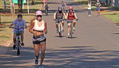 Parque dos Poderes: Reforma mantém interdições, mas não afeta Amigos do Parque neste fim de semana