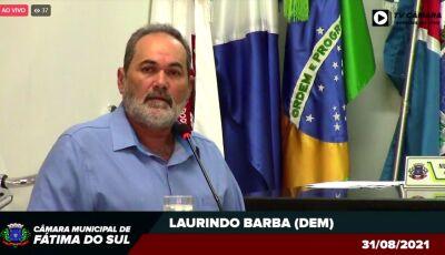 Barba pede a Senadora Soraya uma academia ao Ar Livre para o Novo Planalto