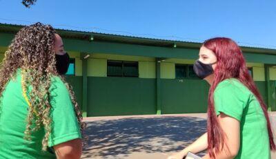 'Melhoria na aprendizagem', dizem alunos de escola reformada com quase R$ 4 milhões
