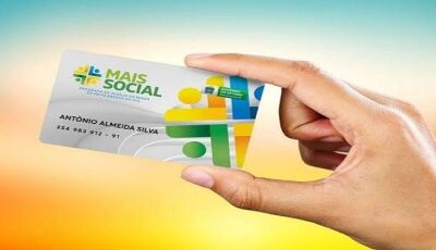 Auxílio de R$ 200 está disponível para os beneficiário do Mais Social nesta terça-feira em MS