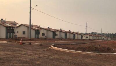 Sorteio define futuros moradores de empreendimento habitacional em Pedro Gomes