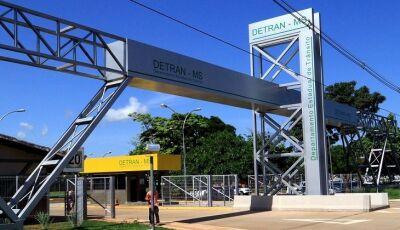 Detran-MS realiza primeiro evento pela Semana Nacional do Trânsito em Ponta Porã nesta terça