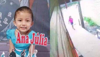 Menina de 5 anos é morta com tiro na cabeça enquanto caminhava para comprar lanche