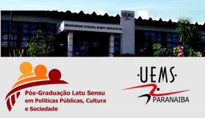 Pós-Graduação em Políticas Públicas, Cultura e Sociedade da UEMS segue com inscrições abertas