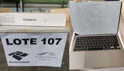 Leilão da Receita tem MacBook Pro por R$ 1.200 e iPhone 11 mais barato; veja como participar