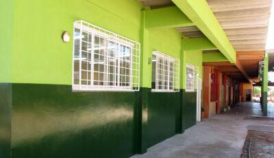 Unidades escolares da capital receberão reforma no valor R$ 640 mil