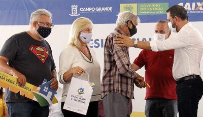 Com ministro, Flávio César participa de entrega de 256 apartamentos e anuncia novos projetos