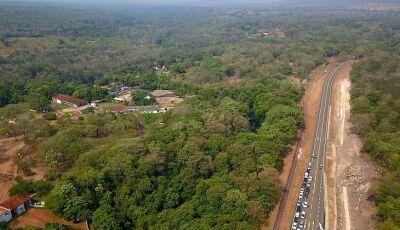 Pavimentação de rodovia interligando os pantanais coloca Rio Verde no cenário nacional do turismo