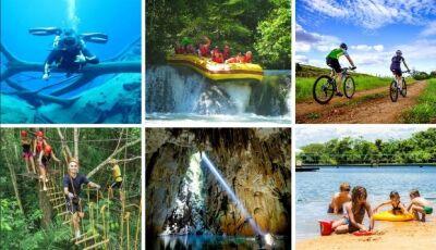 Dica Agência Sucuri: Conheça o turismo de aventura em Bonito (MS)!