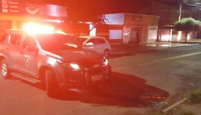 Assaltante morre em troca de tiro com a polícia na Capital