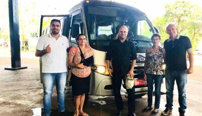 Vereadores se empenham e conseguem linha de ônibus de Culturama à Fátima do Sul