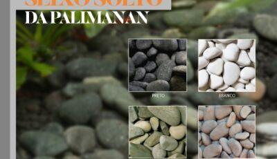 DOURADOS: Os seixos soltos, da Palimanan, ganham vida em projetos paisagísticos, confira na OKA