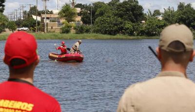 Filha se joga na Lagoa Itatiaia para tentar salvar pai que morreu afogado