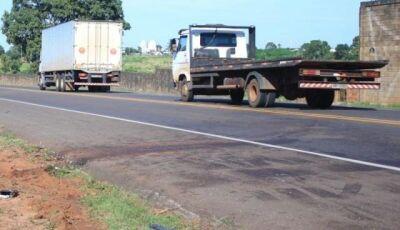 Colisão entre duas picapes deixa dois mortos no anel rodoviário