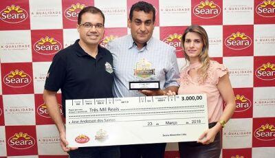 GLÓRIA DE DOURADOS: Produtores na suinocultura são destaques na premiação dos melhores do ano