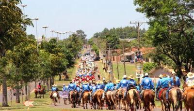 Naviraí revive o encanto das cavalgadas neste fim de semana