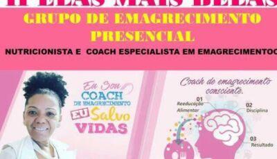 Grupo de emagrecimento presencial 'Elas mais Belas 2.0' começou em Fátima do Sul
