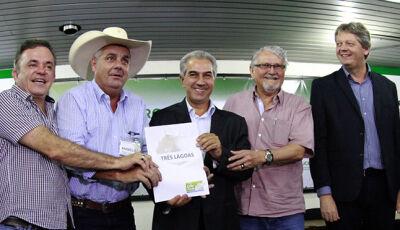 Parceria garante R$ 10 milhões para fortalecimento da agricultura familiar em MS