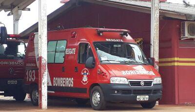 Fatima do Sul: Acidente na rotatória foi equívoco, apenas um bêbado que caiu e não conseguia levanta