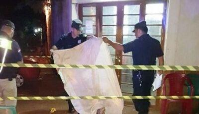 Borracheiro é executado a tiros de pistola na região de fronteira