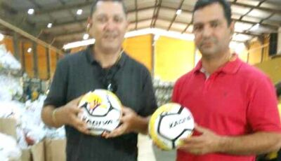 Comandante da Ambiental de Bataiporã conhece as instalações da Kagiva em Vicentina