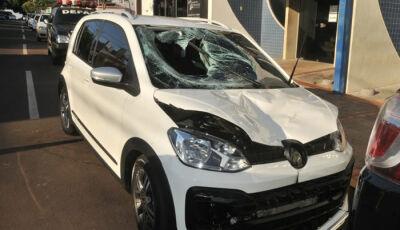 Motorista é preso depois de atropelar e matar jovem na faixa de pedestres