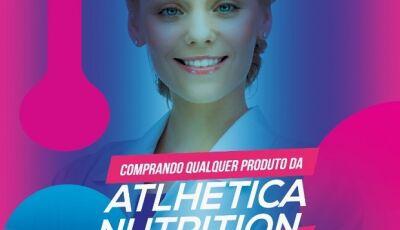 Dourados: Comprando produto da Athletica Nutrition concorra a uma consulta nutricional na Dr. Shape