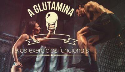 Dourados: Dr. Shape e a Glutamina nos funcionais e como fonte energética para o sistema imunológico
