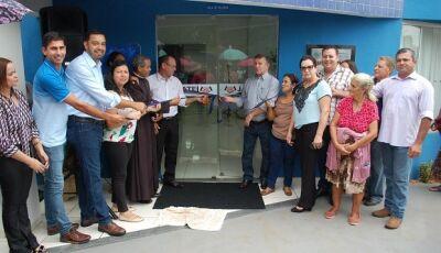 JATEÍ: Eraldo entrega reforma de Capela Mortuária 'mais conforto aos familiares no momento de dor'