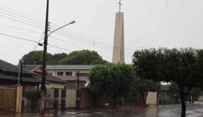 Estiagem do tempo deve acontecer neste sábado, 21, em Fátima do Sul