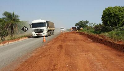 Governo do Estado vai asfaltar MS-379 com investimentos de quase R$ 77,4 milhões