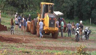 Trabalhador morre eletrocutado em propriedade rural