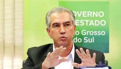 Reinaldo assina ordem de serviços para execução de obras nesta segunda em Jateí e Vicentina