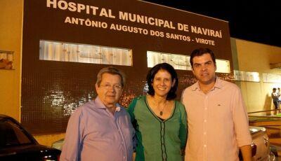 Onevan pleiteia a secretário ampliação de investimentos na Saúde de Naviraí