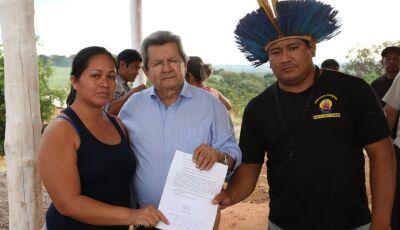 Onevan ouviu reivindicações e celebrou Dia do Índio em Amambai, Coronel Sapucaia, Tacuru e Sidrolând