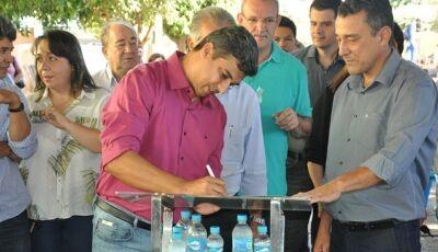 Presidente da Câmara destacou assinatura de convênio para obras da Ponte da 5ª linha em Glória