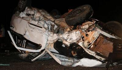 Idoso vítima de acidente entre Deodápolis e Ivinhema não resiste aos ferimentos e morre no hospital