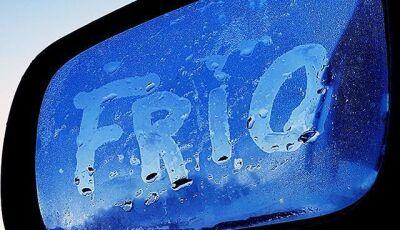 Frente fria começa dar o ar da graça e final de semana com mínimas de 10ºC no MS