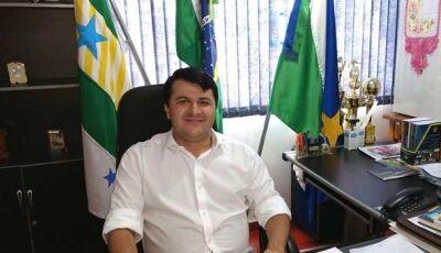 Marquinhos do Dedé anuncia reajuste salarial para funcionários municipais em Vicentina