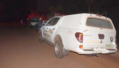 Homem é morto a pedradas na zona rural de Douradina