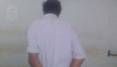Idoso é preso após estuprar enteada alcoolizada na Capital