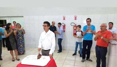 Comunidade festeja aniversário do Pe. João Bergamasco de Fátima do Sul