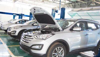 Agende sua revisão e evite gastos inesperados na Tass Mortors Hyundai Dourados