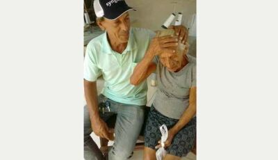 Neto no Canadá procura sua avó que residiu em Fátima do Sul