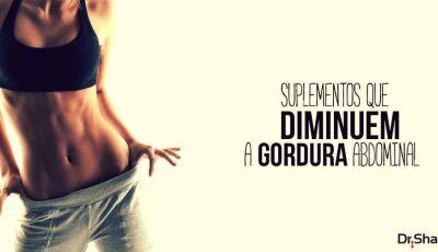 Dr. Shape Dourados destaca os suplementos que diminuem a gordura abdominal, Leia o artigo