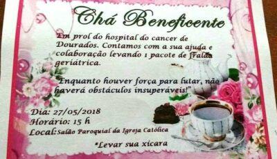 Culturama  realiza Chá Beneficente em Prol ao Hospital do Câncer de Dourados